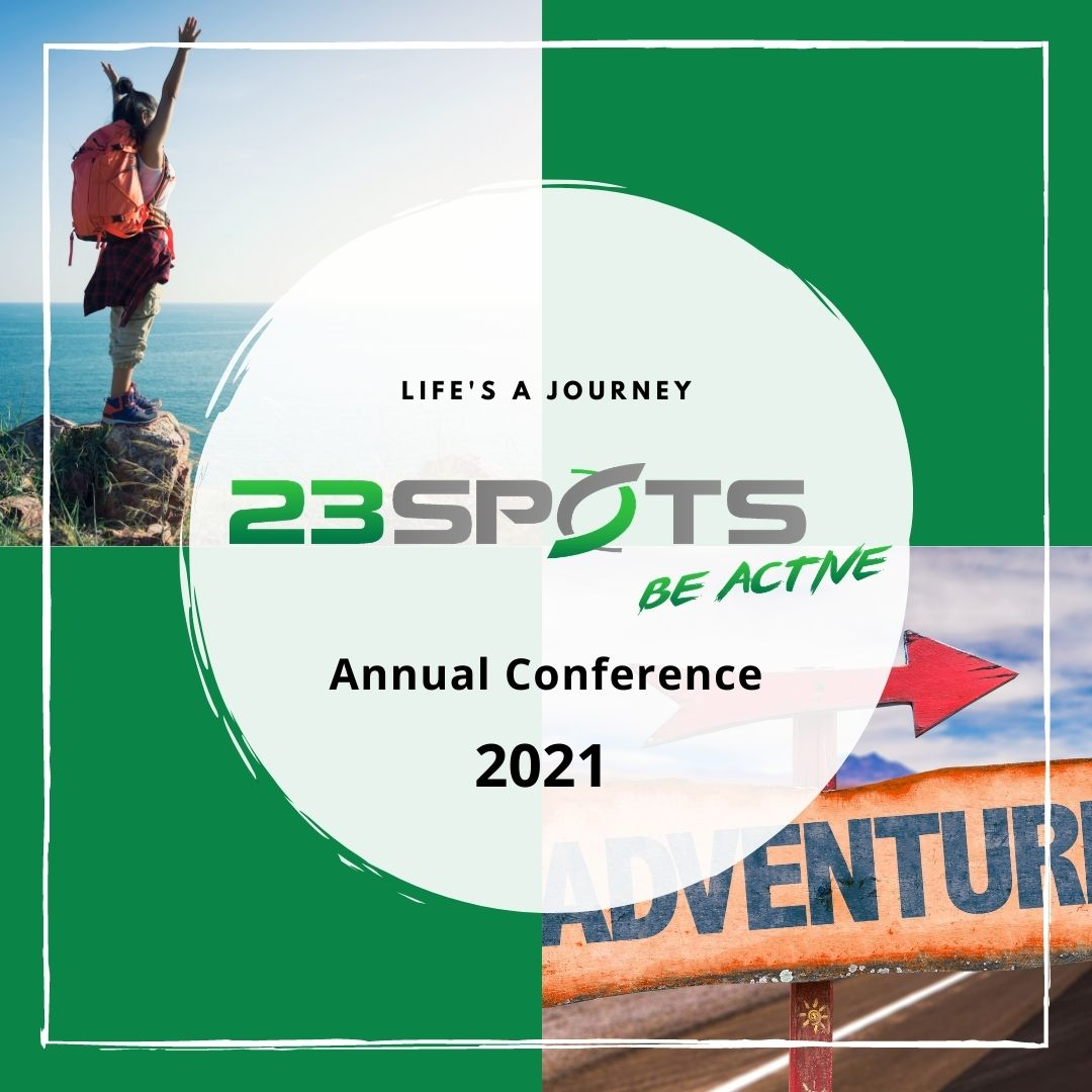 23Spots Annual Conference 2021