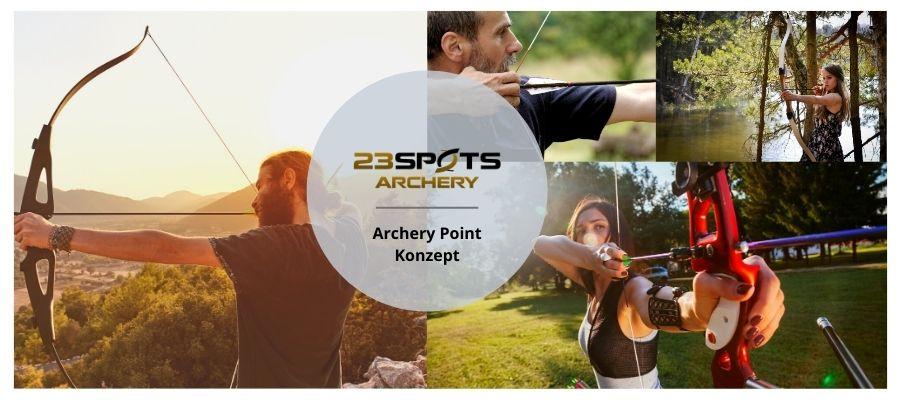Archery Point Konzept