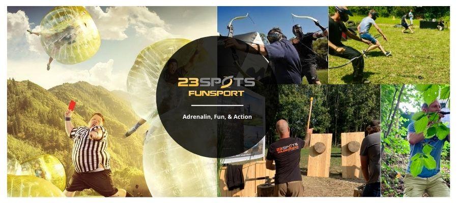 Outdoor FunSport Park